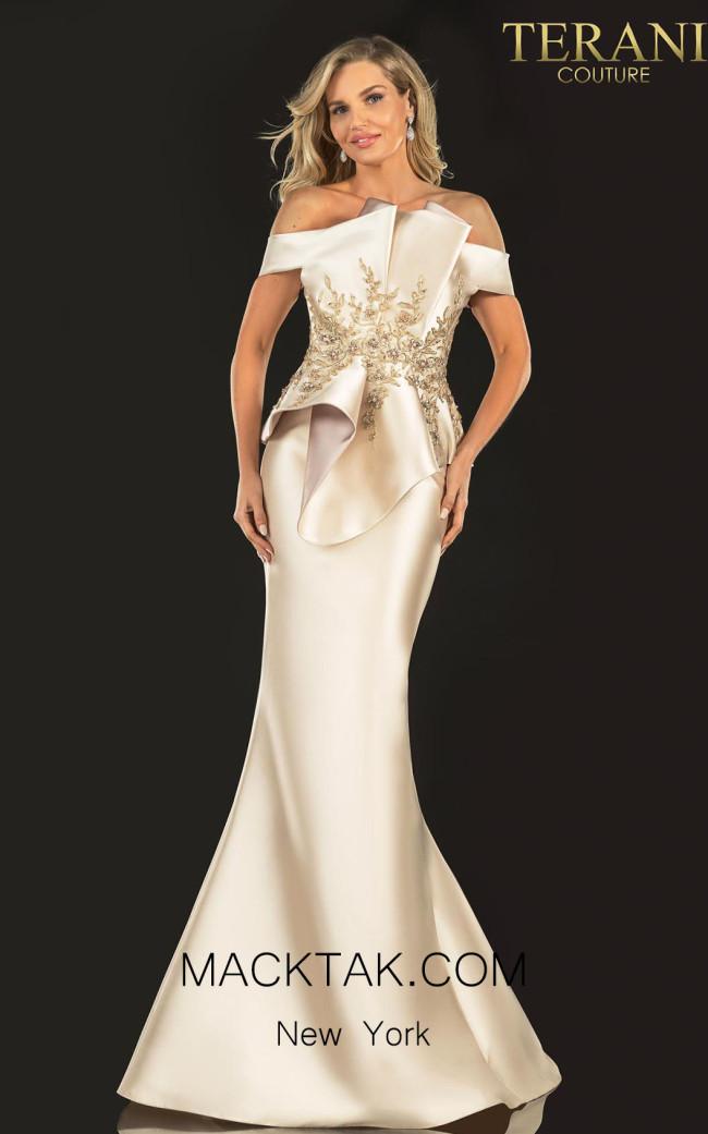 Terani 2021E2835 Front Dress