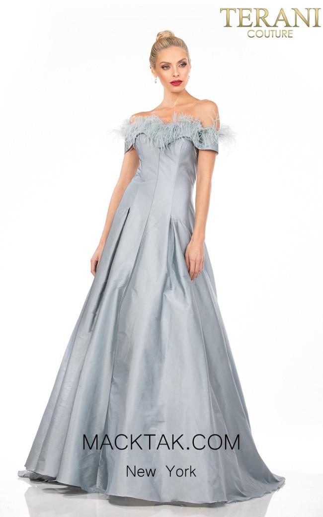 Terani 2021E3572 Front Dress