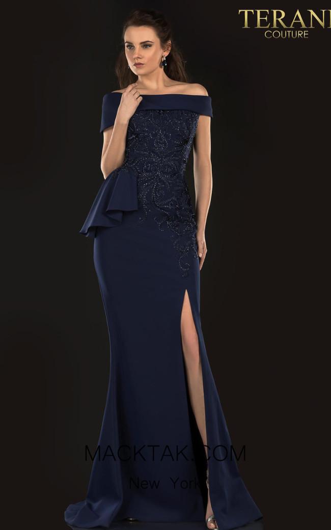 Terani 2021M2987 Front Dress