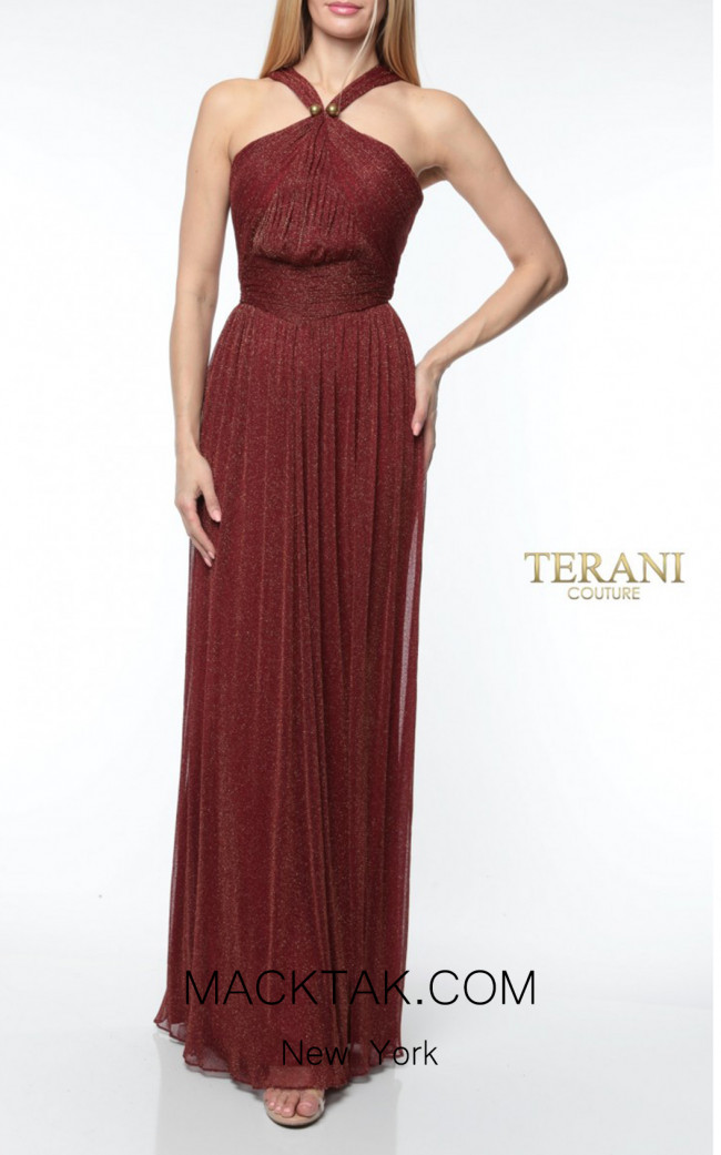Terani coutur 1921E0094 Front Dress