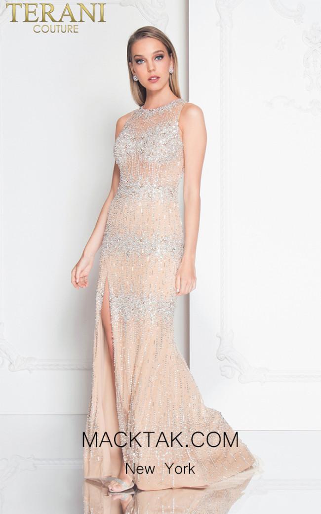 Terani 1812P5351 Front Dress