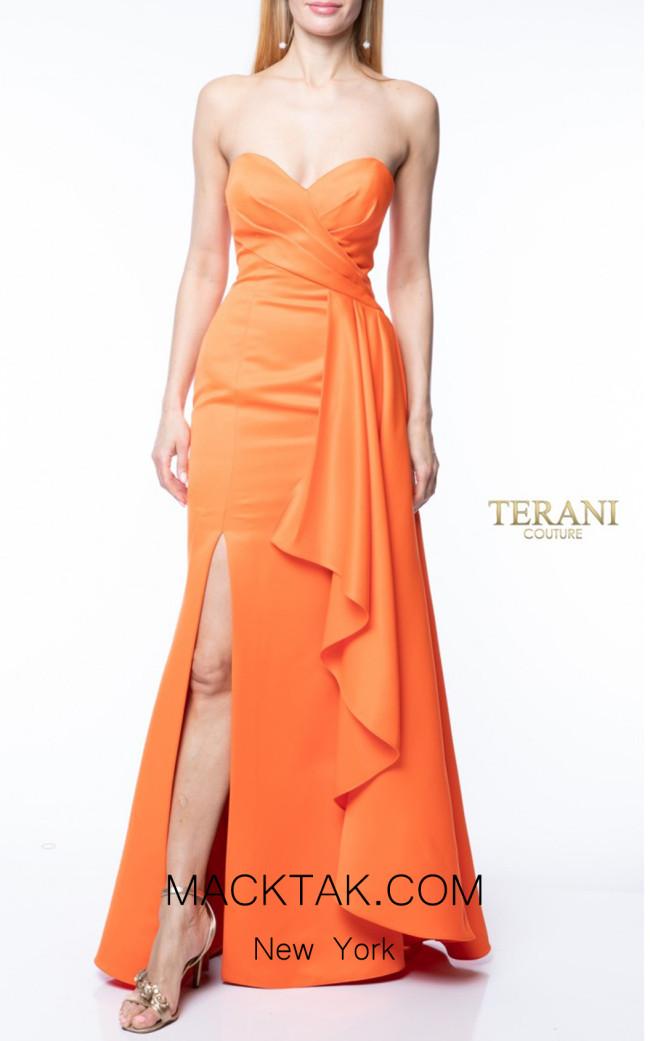 Terani Couture 1921E0099 Front Dress