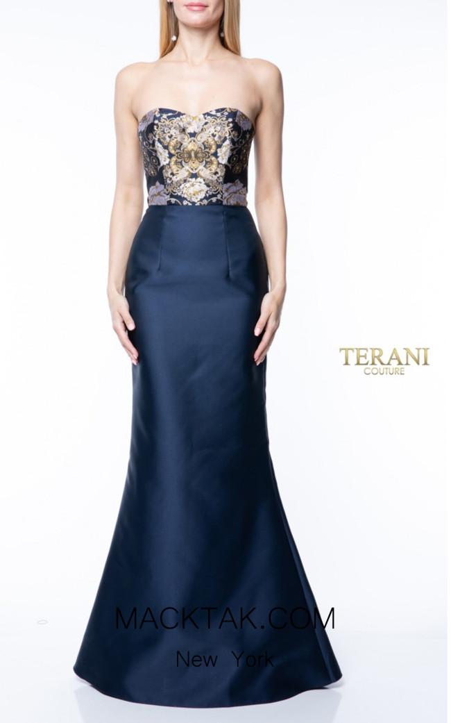 Terani Couture 1921E0112 Front Dress