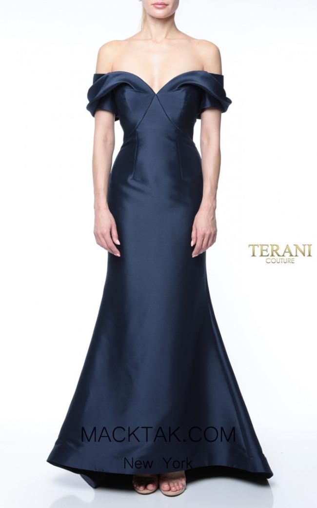 Terani Couture 1921E0113 Front Dress