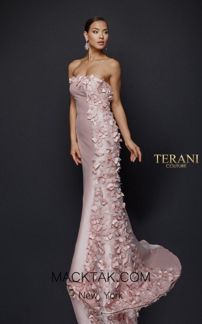 Terani Couture 1921E0115 Front Dress
