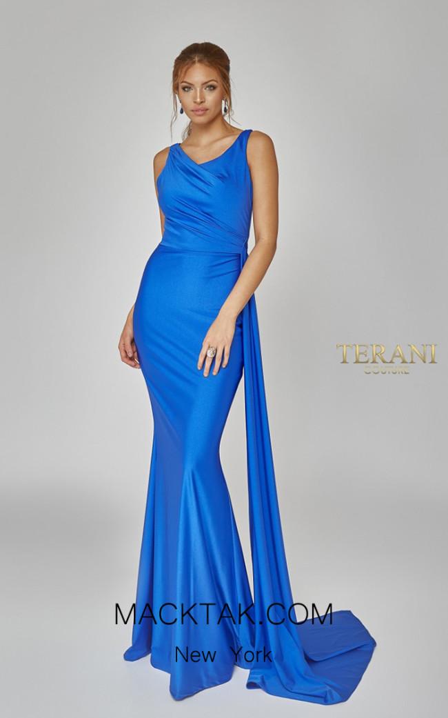 Terani Couture 1921E0120 Front Dress