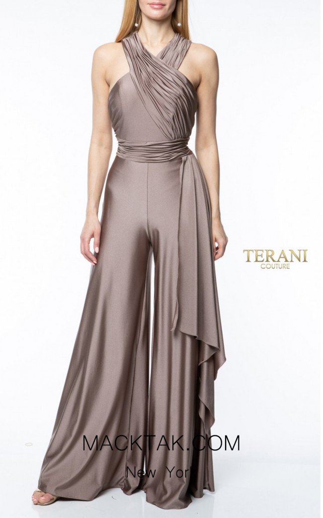 Terani Couture 1921E0122 Front Dress