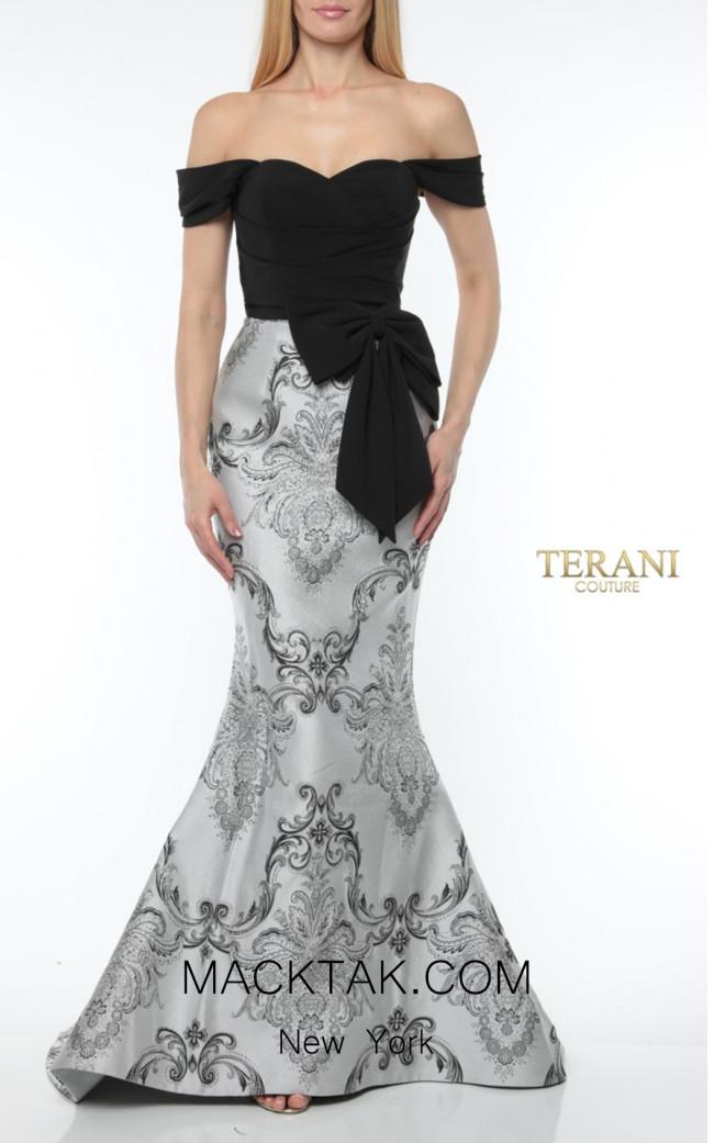 Terani Couture 1921E0133 Front Dress
