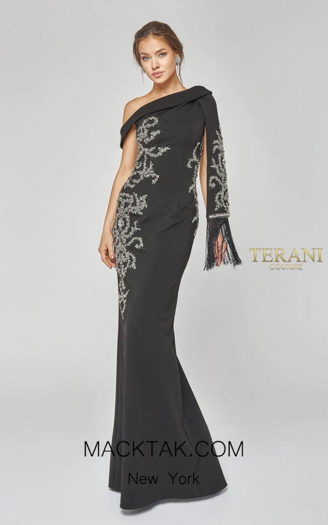 Terani Couture 1921E0169 Front Dress