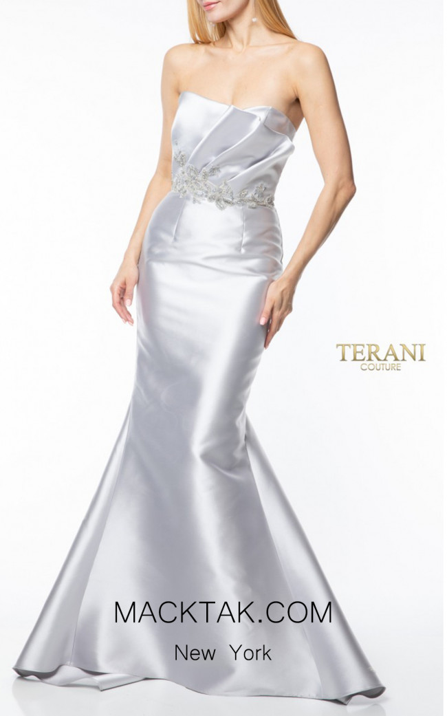 Terani Couture 1921E0170 Front Dress
