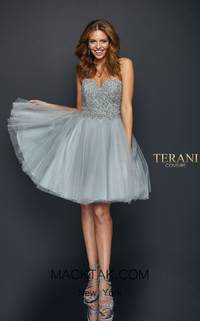 Terani Couture 1921H0320 Front Dress