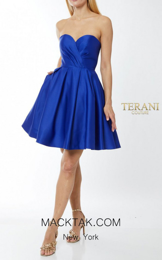 Terani Couture 1921H0326 Front Dress