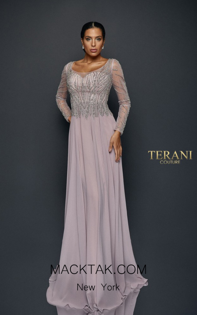 Terani Couture 1921M0504 Front Dress
