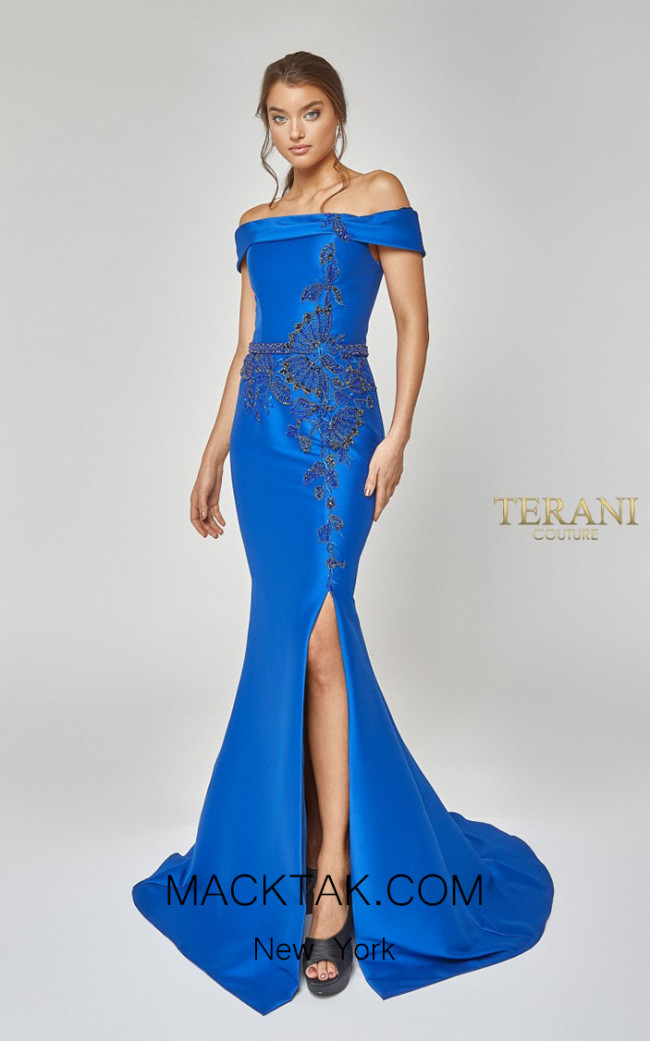 Terani Couture 1921M0510 Front Dress