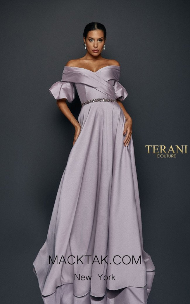 Terani Couture 1921M0516 Front Dress