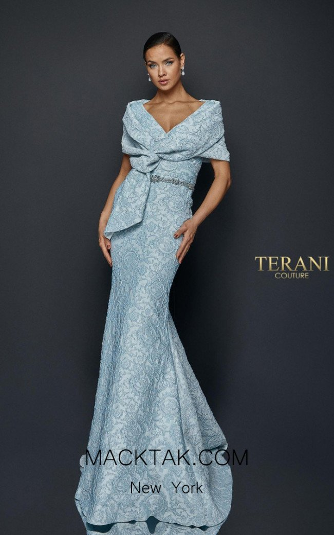 Terani Couture 1921M0726 Front Dress