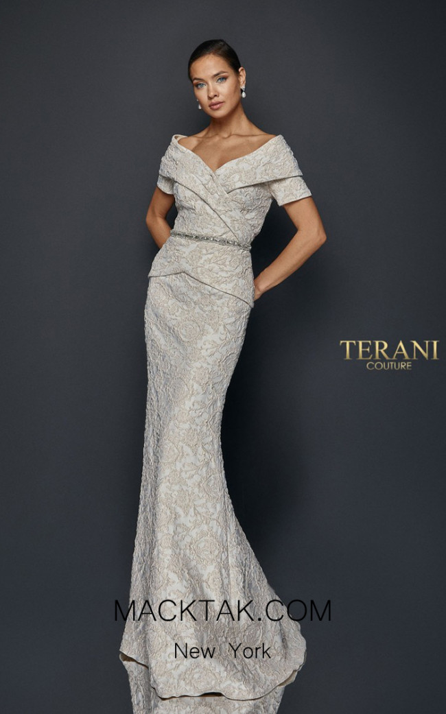 Terani Couture 1921M0727 Front Dress