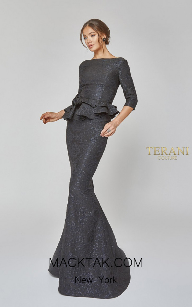 Terani Couture 1921M0729 Front Dress