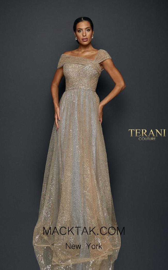 Terani Couture 1922E0212 Front Dress