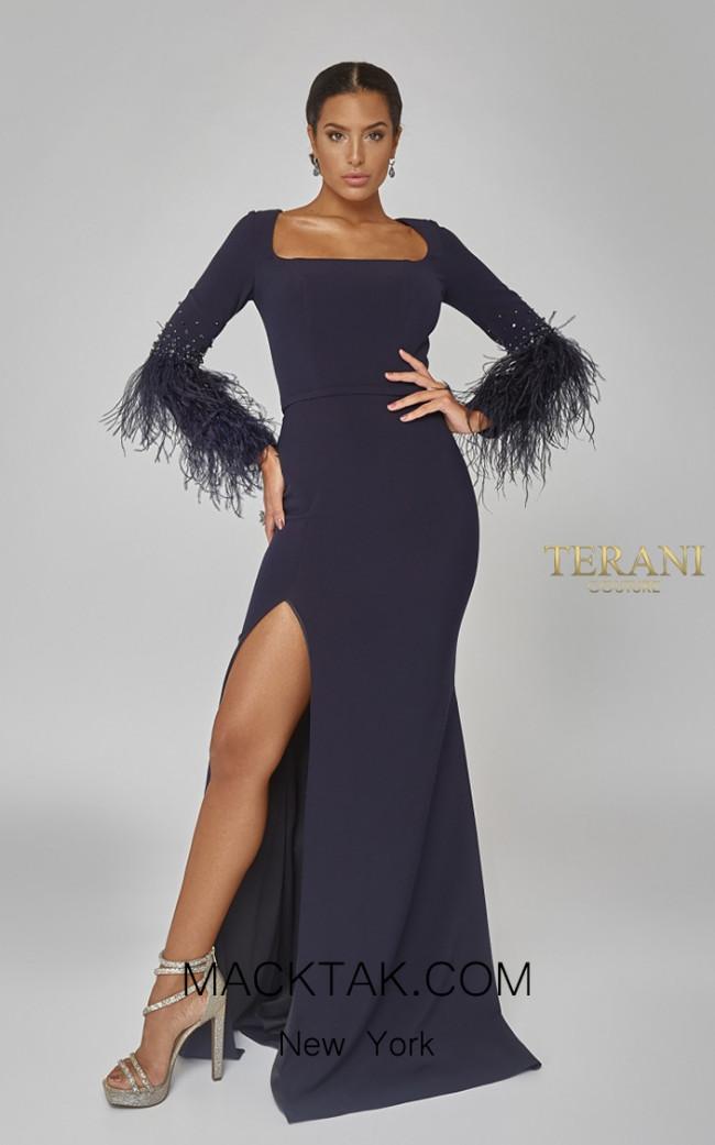 Terani Couture 1922E0233 Front Dress