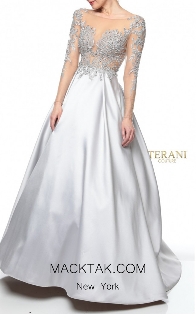 Terani Couture 1922E0247 Front Dress
