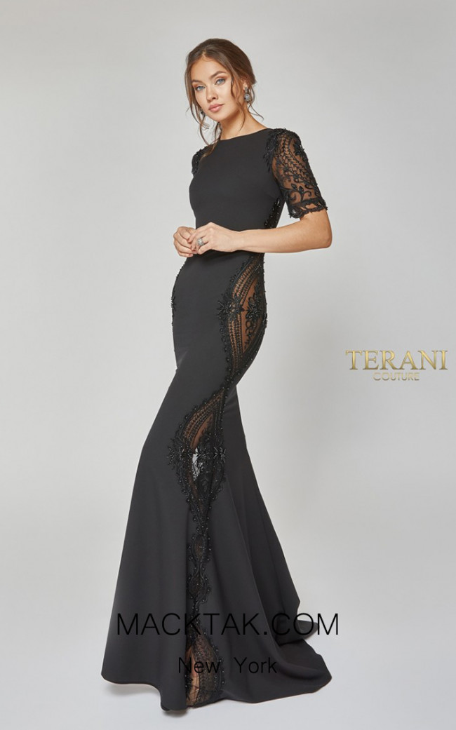Terani Couture 1922E0249 Front Dress