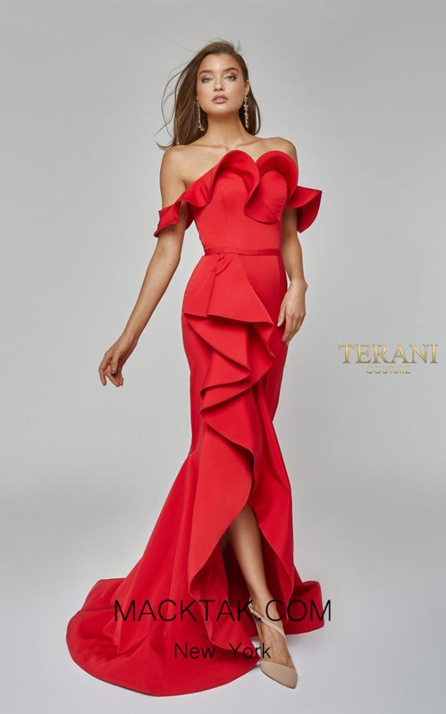 Terani Couture 1922E0255 Front Dress