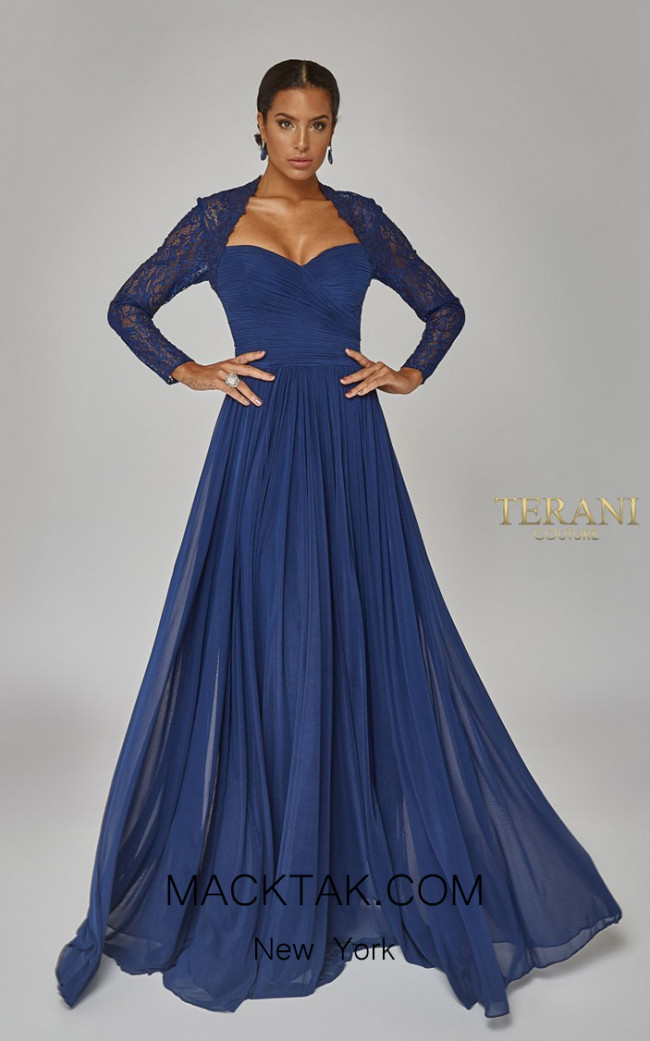 Terani Couture 1923M0597 Front Dress