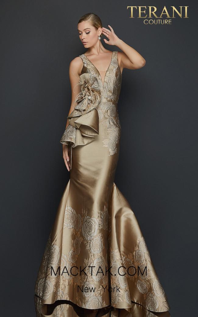 Terani Couture 2011E2056 Front Dress