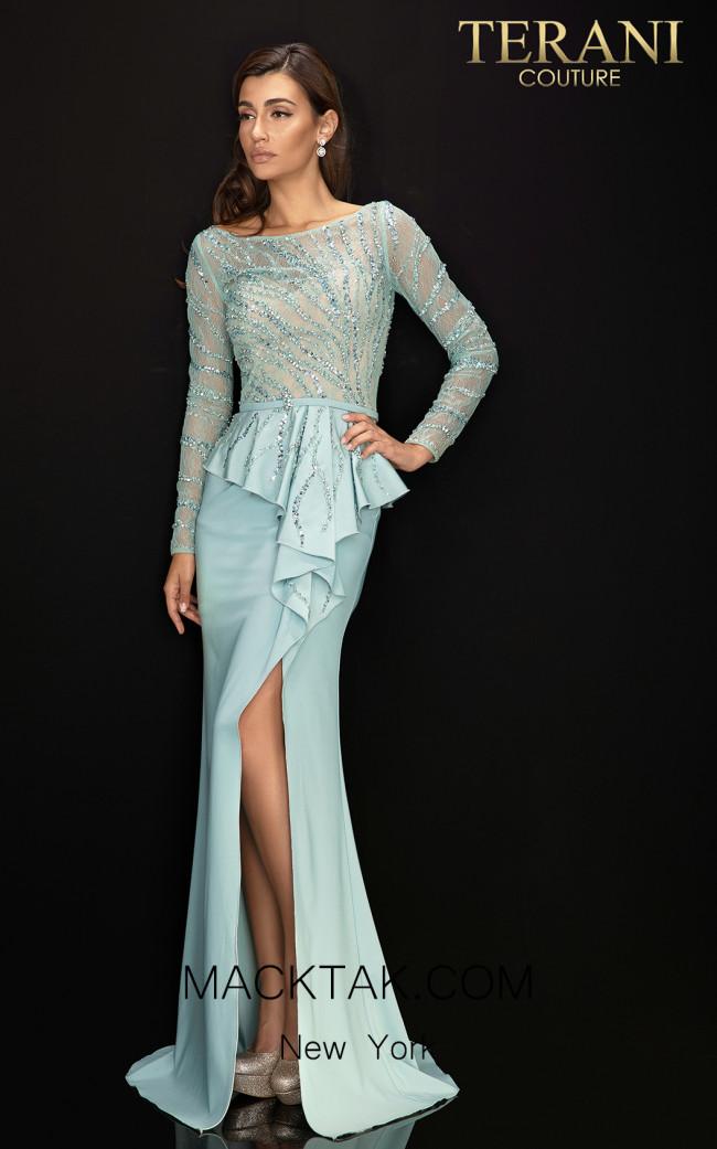 Terani 2011M2116 Front Dress