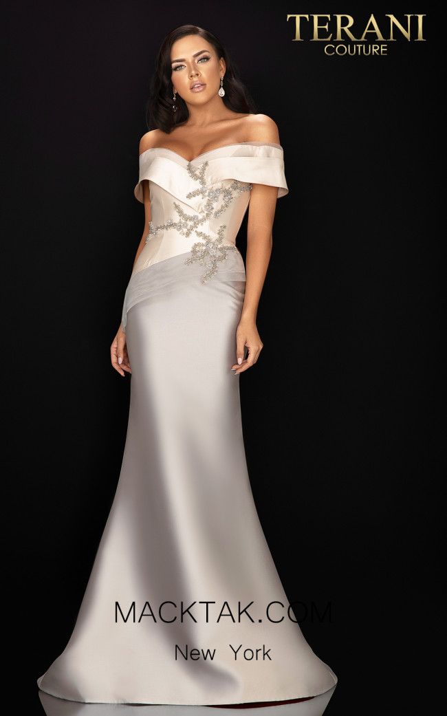 Terani Couture 2011M2159 Front Dress