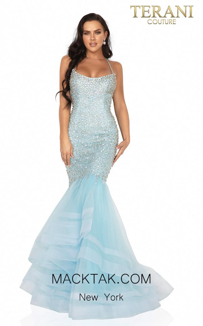 Terani 2011P1143 Tiffany Front Dress