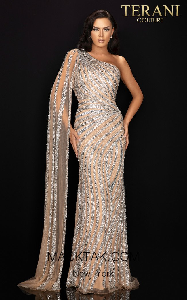 Terani Couture 2012GL2390 Front Dress