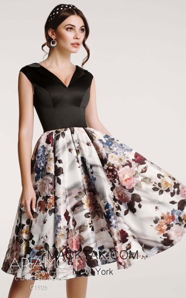Ariamo C1905 Front Dress