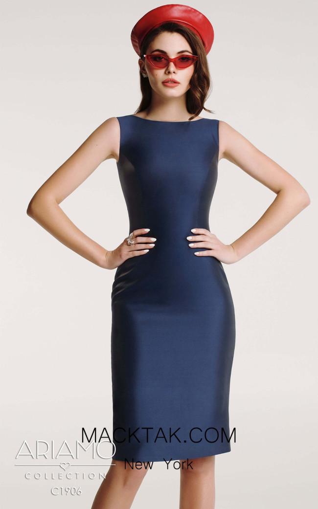 Ariamo C1906 Front Dress
