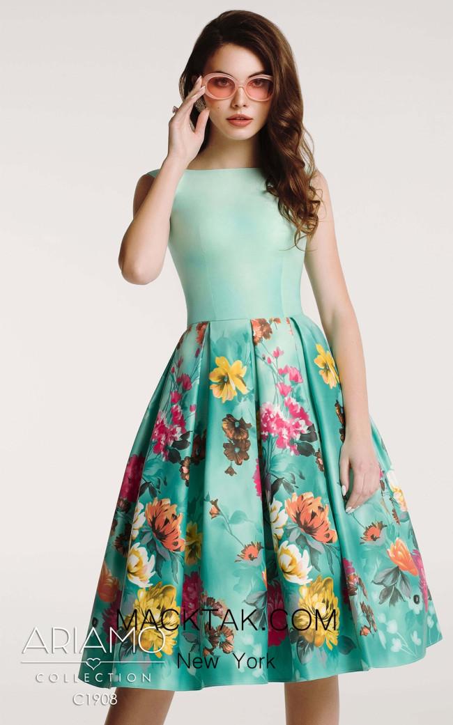 Ariamo C1908 Front Dress