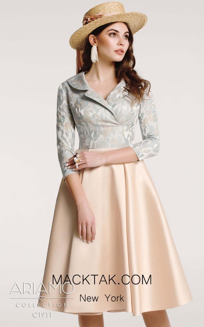 Ariamo C1911 Front Dress