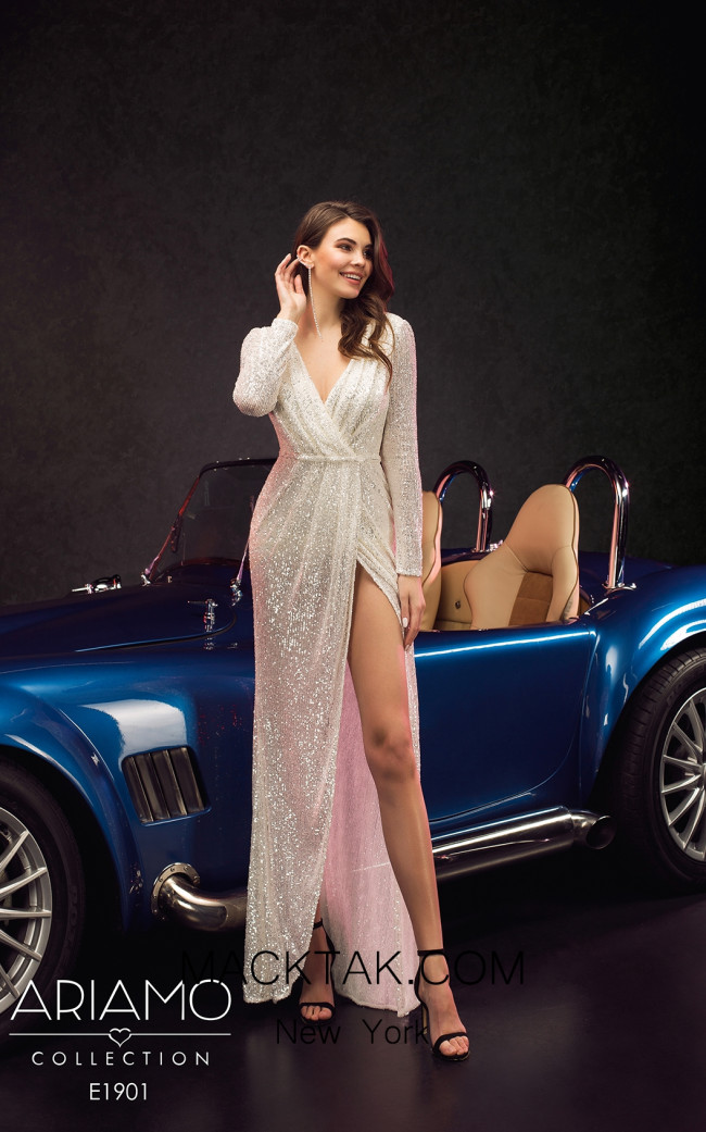 Ariamo E1901 Front Dress