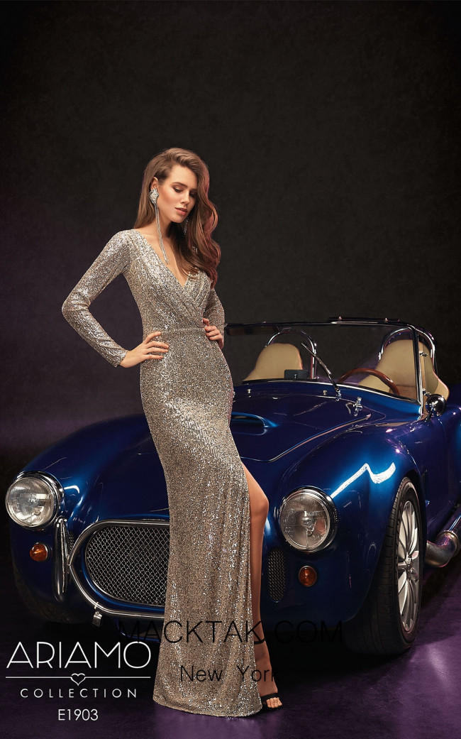 Ariamo E1903 Front Dress