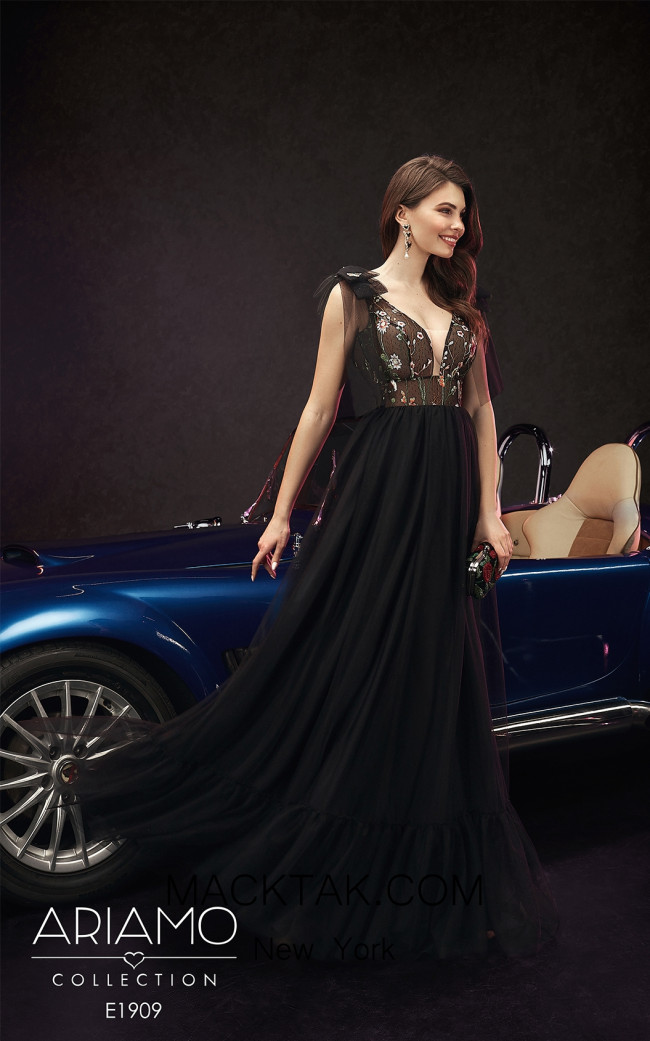 Ariamo E1909 Front Dress