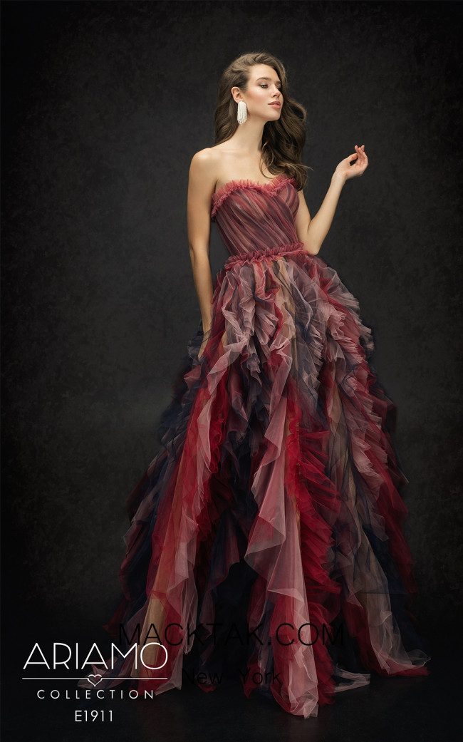 Ariamo E1911 Front Dress