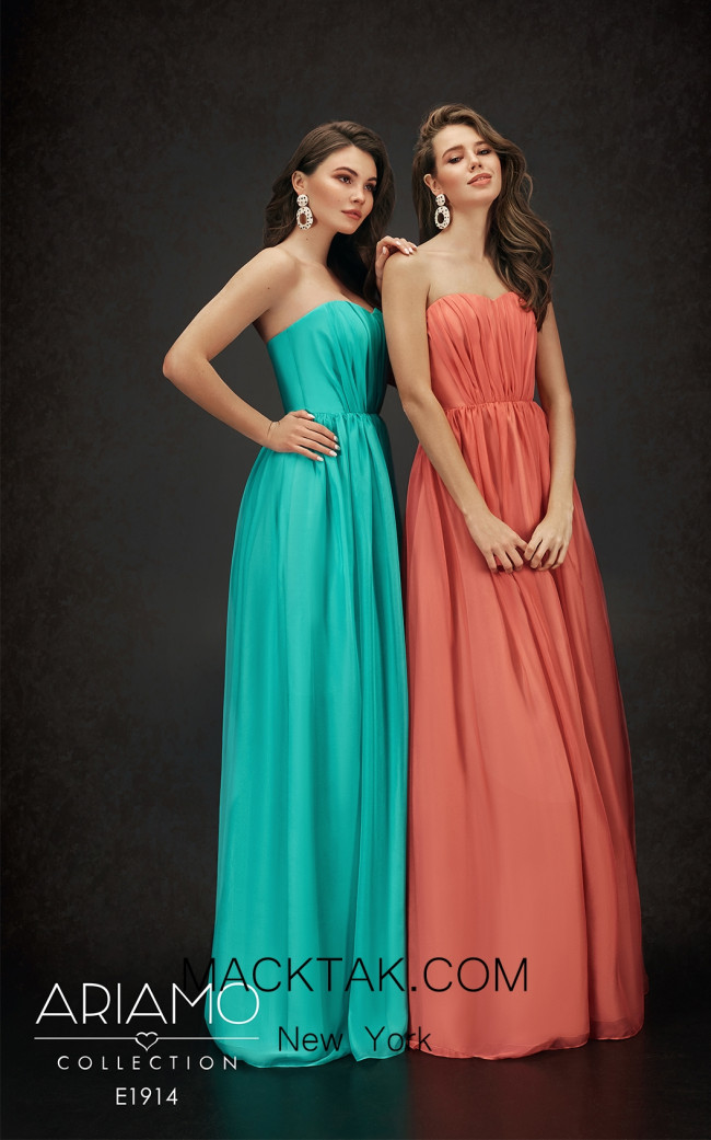 Ariamo E1914 Front Dress