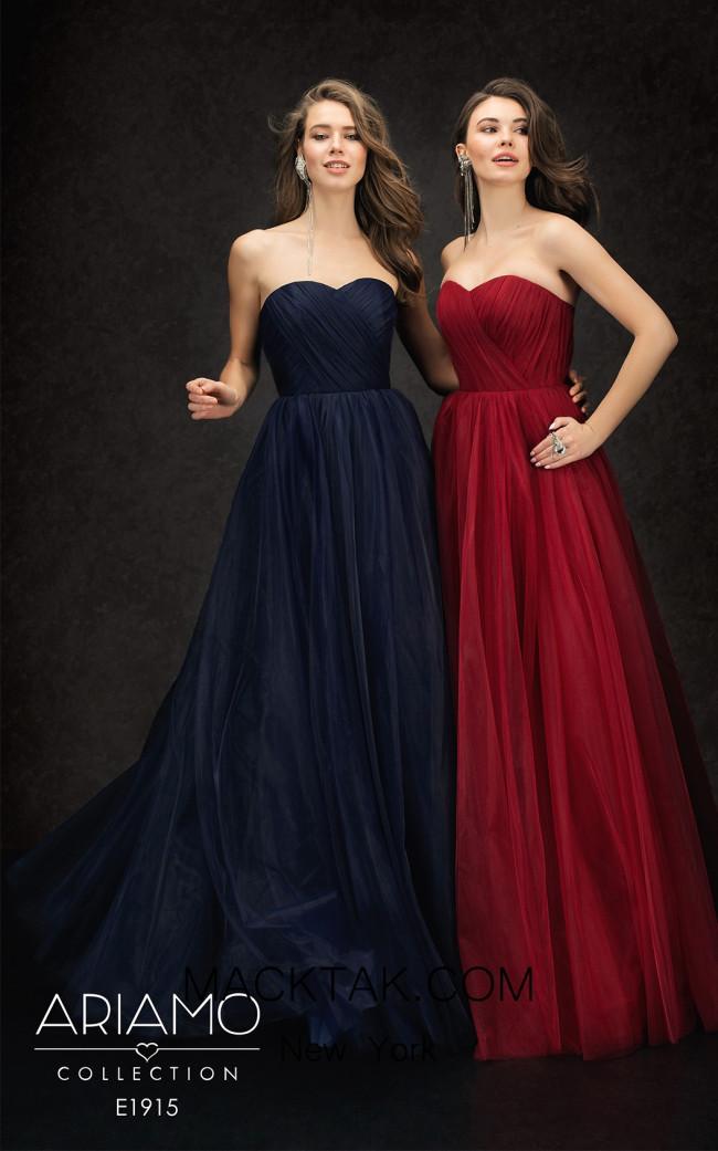 Ariamo E1915 Front Dress