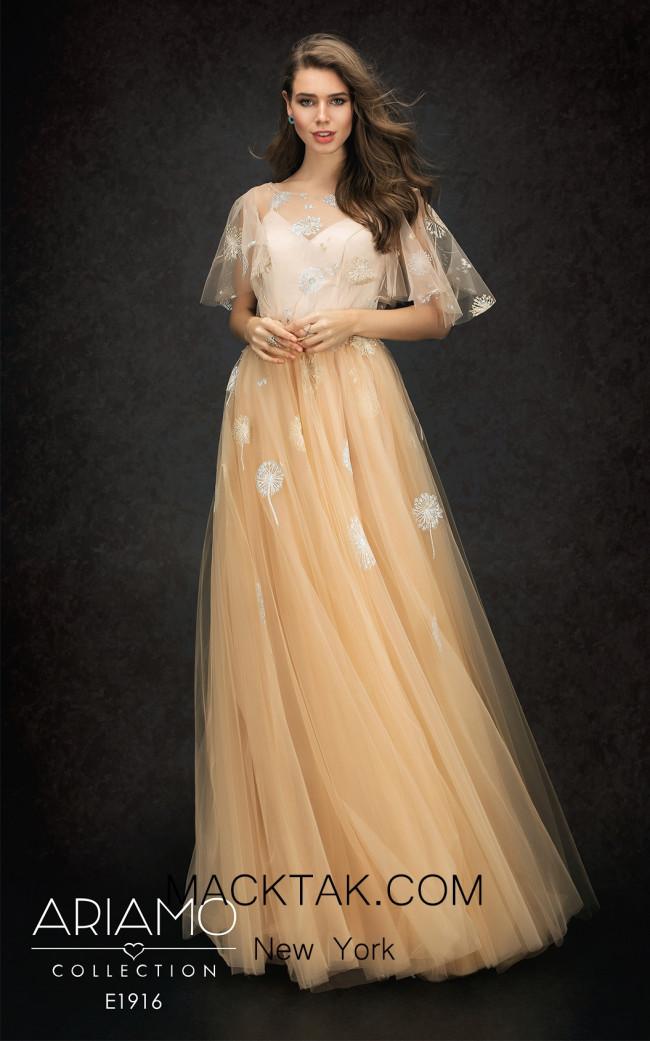 Ariamo E1916 Front Dress