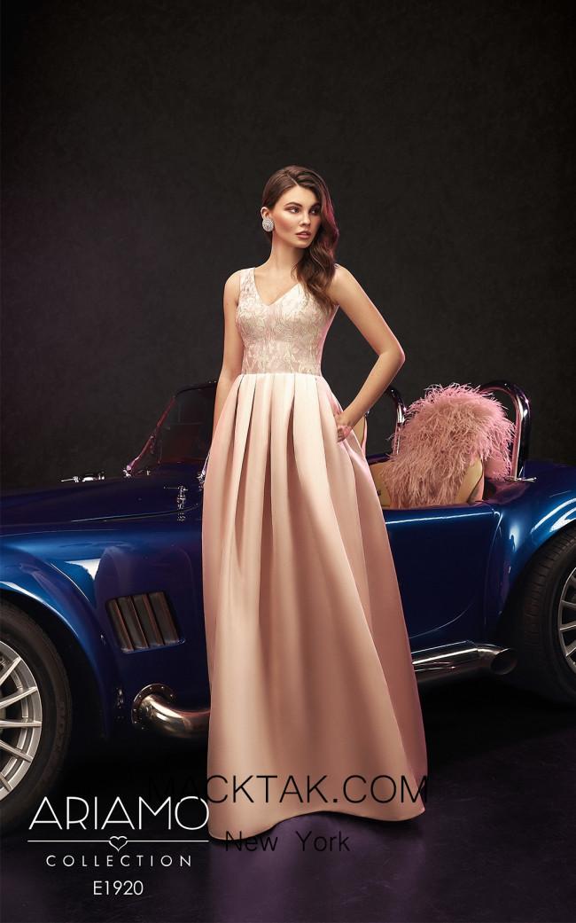 Ariamo E1920 Front Dress