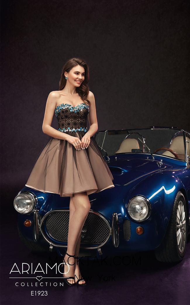Ariamo E1923 Front Dress