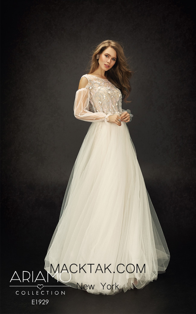Ariamo E1929 Front Dress