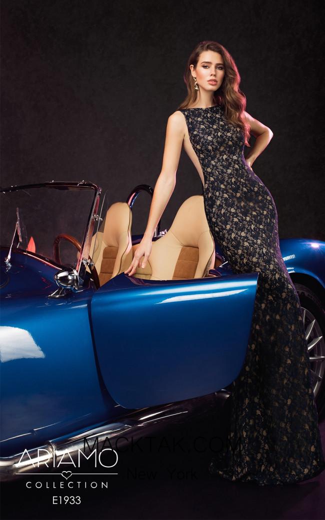 Ariamo E1933 Front Dress