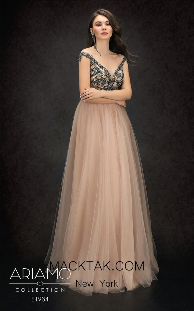 Ariamo E1934 Front Dress
