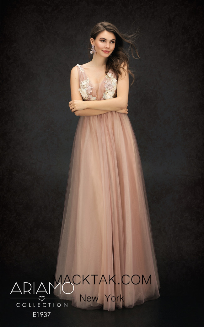 Ariamo E1937 Front Dress